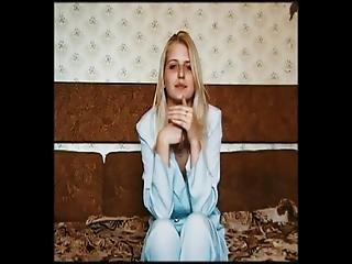 Casting Latvian Agnesa 19980421 Soft