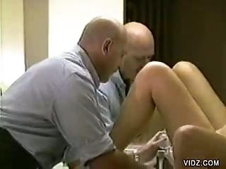 Nasty Dad Shaved Then Fucked A Cunt