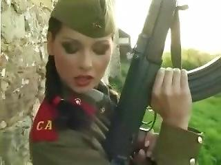Smoking Fetish + Some Uniform And Domina