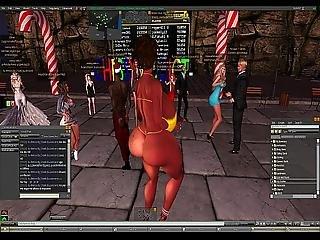 Second Life Sarita Sexy Dance