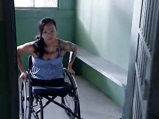 amputata, asiatica, fetish