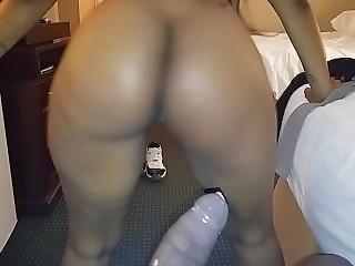 Big Booty Twerking On A Big Dick (pov By Bbxxxc)