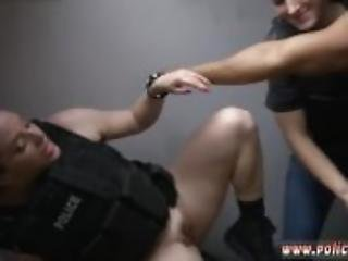 Group strip game Purse Snatcher Learns A