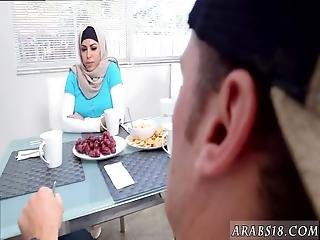 Muslim Immigrant Woman And Arab Honeymoon Art Imitating Life.