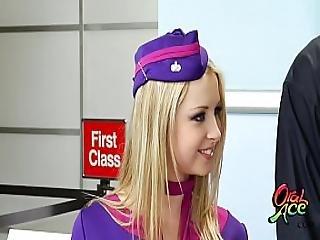 Pbaw4 Big Tit Flight Attendents Eva Angelina And Sunny Leone Share Big Cock