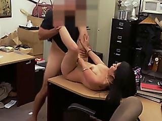 Hard And Deep Sex Action With Cuban Hottie