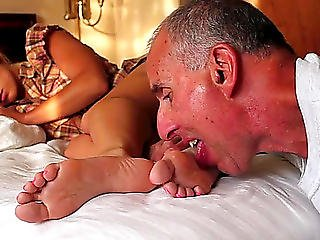 V�deos Porno Hd De Sleepy Feet Worship 03