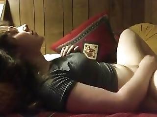 amatoriale, bellissima, masturbazione, orgasmo, Adolescente