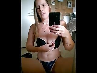 Dildo Fuck My Tight Pussy In The Morning