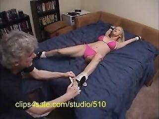 Cameron Sweet Gets Tickle Tortured