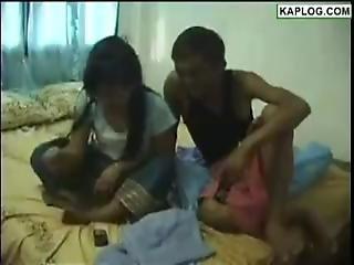 Tienen 18 Años, Asiático, Indonesia, Vieja