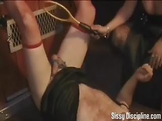 You Arent A Man You Are A Sissy Girl