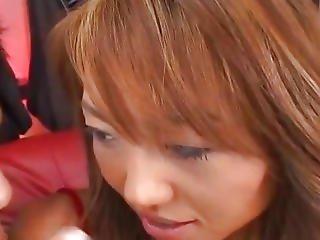 Mari Amamiya Has Dong In Holes
