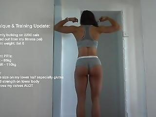 Brittany Tomlinson Sexy Legs