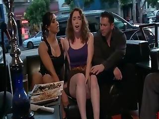 όμορφη, bondage, αυταρχικό, φύλο, Εφηβες