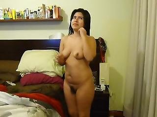 Flory My Girlfriend Naked After Shower