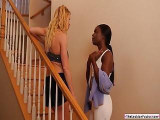 ingyenes fekete érett leszbikus