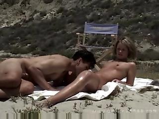 Sex On A Public Beach