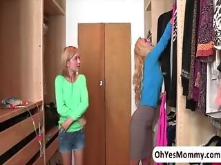 Stepmom Teaches Slim Dakota A Few Things