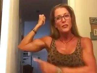 Stacey Killion Huge Nuscles