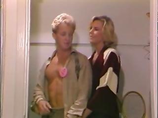 Vote Pink  Scene  Roxanne Rollan Greg Rome
