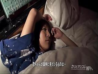Japanese Couple - Kimono Girl Fuck In Sleep