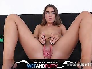 Wetandpuffy - Extreme Pussy Closeup Play