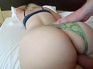 Step Sister Woke Up When I Fucked Her