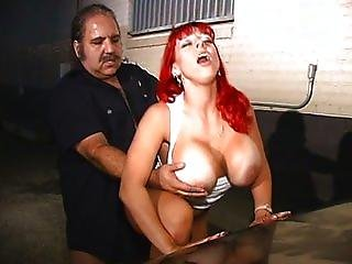 Asian, Big Tit, Boob, Car, Couple, Cum, Lick, Masturbation, Oral, Outdoor, Police, Pornstar, Redhead, Sex, Vaginal