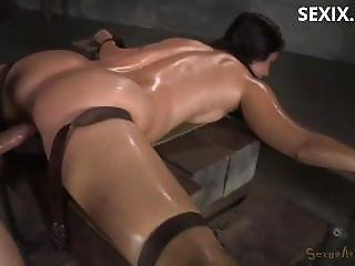 Sexix.net - 19232-sexually Broken Flexible Wenona Bound In The Splits And Used By