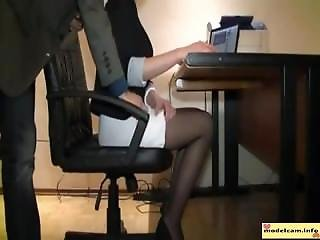 Amateur, Hiddencam, Secretary, Sexy, Sex, Stocking, Webcam