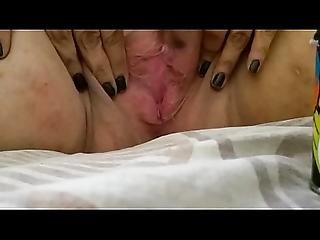 Spun And Horny Rubbing My Wet Cunt
