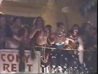 Public Nudity Mardi Gras #19 2001 Vhs Full