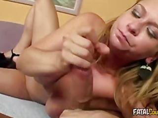 Yes - Hot Mom Is Hungry For Some Cock