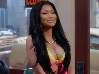 Nicki Minaj Naughty Little Slut