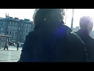 Upskirt From Saint Petersburg Subway