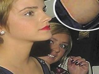 Kristen Stewart %26 Emma Watson Naked Compilation In Hd%21