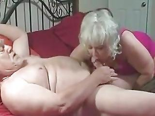 Grandpa Fucks Grandma S Mouth