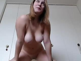 Pov Butt Squats And Titties Dangling In Your Face!