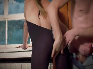 Mountain Fantasy Public Masturbation Blowjob Before Rough Sex