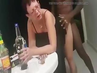 Femme Mature Et Son Jeune Amant Black