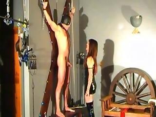 Mistress Tormenting Slave