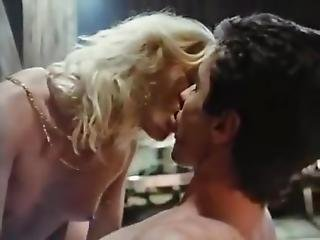 Dominique Saint Claire, George Payne In Vintage Sex Movie With A Gorgeous Blonde