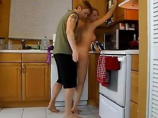 Mom Lets Son Fuck Her Naughty Cunt