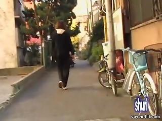 In A Japanese Girl, Good Panties! 1