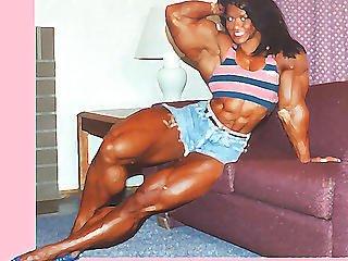 Legendary Muscle Amazons Fbb Female Body Builders