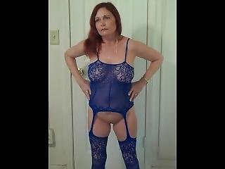 Redhot Redhead Show 9-3-2017 Pt. 1 (lingerie Photoshoot)