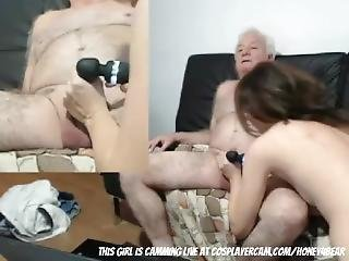 amateur, gros téton, pervert, jouets, webcam