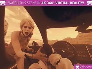 Vrbangers.com-two Hot Blonde Babes Fucking Hard On Mars Vr Porn Parody Threesome
