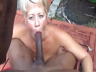 Never To Old To Suck That Bbc Grandma!!!